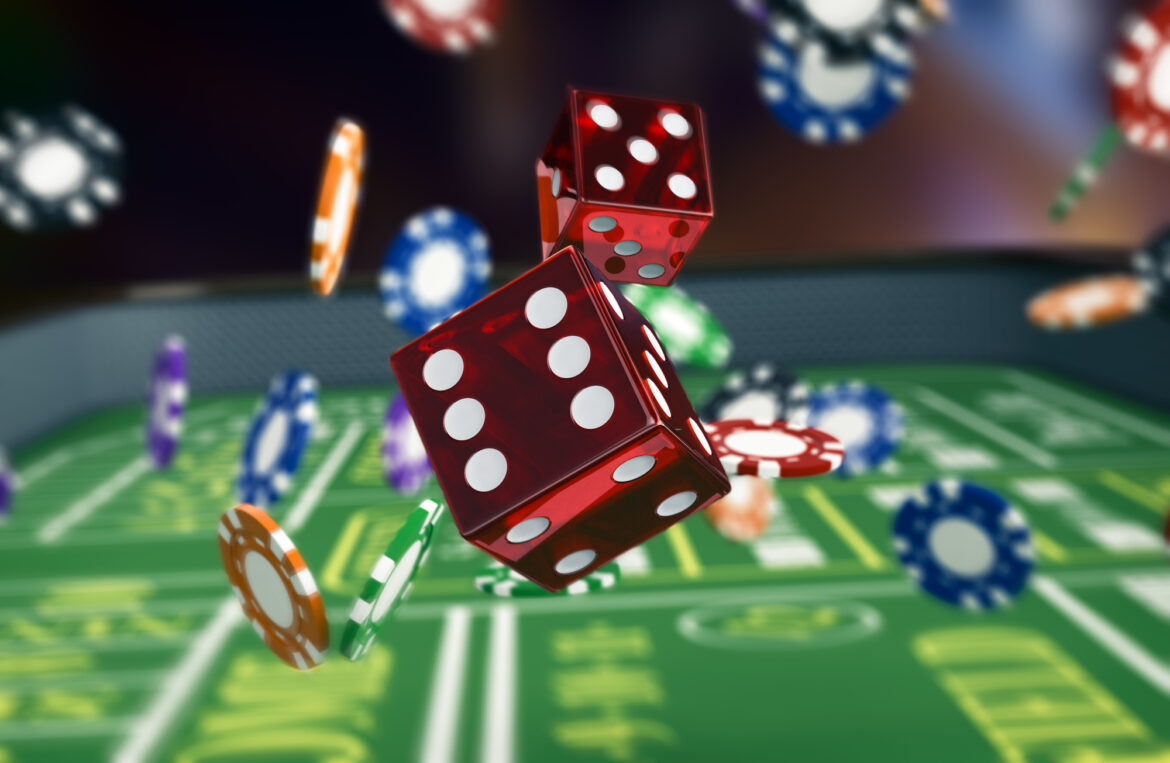 Different games to play in an online casino